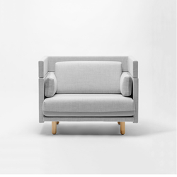 Arnhem Loveseat 94 | Lounge chairs | De Vorm
