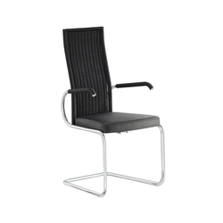 D29 Cinetic cantilever chair | Sillas de visita | TECTA