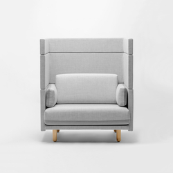 Arnhem Loveseat 141 | Lounge chairs | De Vorm