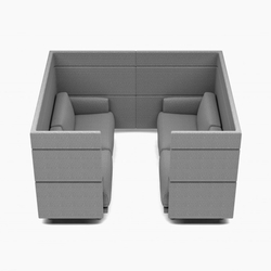 Arnhem Sofa Goes Room | Space dividing systems | De Vorm