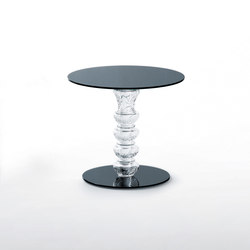 Calice | Side tables | Glas Italia