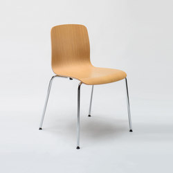 Slim M Stack Chair | Sedie | De Vorm