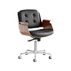 D49 Executive swivel chair | Conference chairs | TECTA