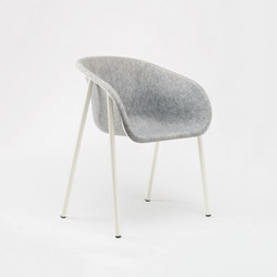LJ 1 Arm Chair | Restaurantstühle | De Vorm