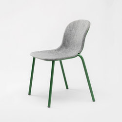 LJ 2 Stack Chair | Sillas para restaurantes | De Vorm
