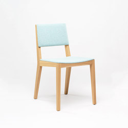 Wood Me Chair | Restaurant chairs | De Vorm