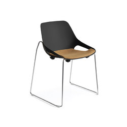 Q.5 322c | Visitors chairs / Side chairs | Quinti Sedute
