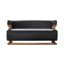 F51-2  Gropius-sofa 2 seats | Canapés | TECTA