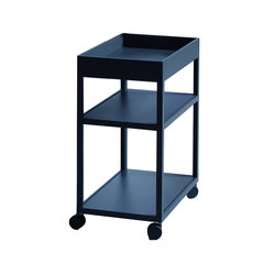 New Order Workspace Trolley | Carrelli bar | Hay
