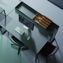 New Order Workspace Table | Individual desks | Hay
