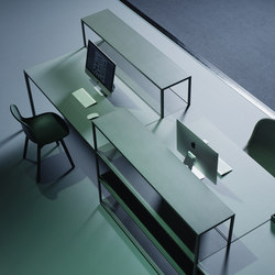 New Order Workspace Combined Workspace | Desking systems | Hay