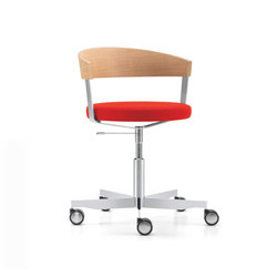 G 125 Swivel chair | Sillas | Girsberger