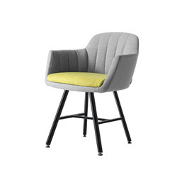 Vittoria 832 | Visitors chairs / Side chairs | Quinti Sedute