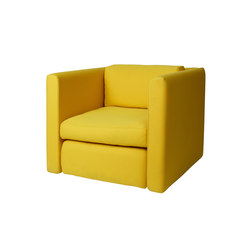 Hackney Armchair | Sillones lounge | Wrong for Hay