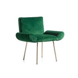 Ginevra Armchair | Stühle | Quinti Sedute