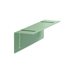 Bracket incl Shelf L60 | Baldas / estantes de pared | Hay