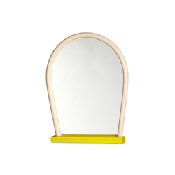 Bent Wood Mirror | Miroirs muraux | Hay