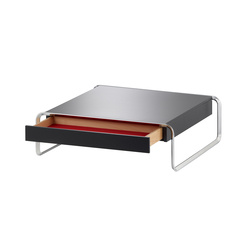 K1AS Oblique low table | Lounge tables | TECTA