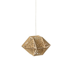 SAFIR BIRCH M | Suspended lights | jacob de baan