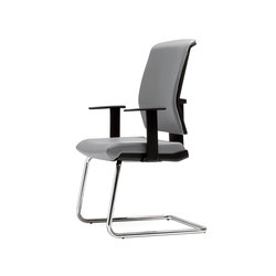 Five 752r | Visitors chairs / Side chairs | Quinti Sedute