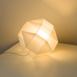 SAFIR PLASTIC | Table lights | jacob de baan