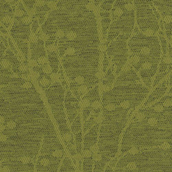 Halcyon Blossom Evergreen | Tessuti imbottiti | Camira Fabrics