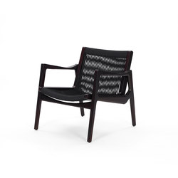 Euvira Lounge Chair | Sillones lounge | ClassiCon