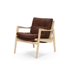 Euvira Lounge Chair | Armchairs | ClassiCon