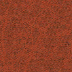 Halcyon Blossom Tiger Lily | Tissus d'ameublement | Camira Fabrics