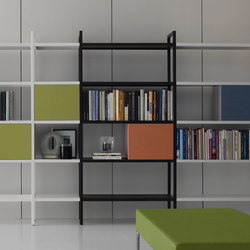 Bartolo | Office shelving systems | Quinti Sedute