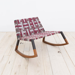 BB-55 Rocker | Lounge chairs | Uhuru Design