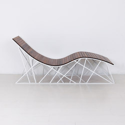 Cyclone Lounger | Chaise longue | Uhuru Design