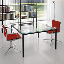 Bartolo | Meeting room tables | Quinti Sedute