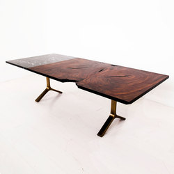 Element Slab Table | Besprechungstische | Uhuru Design
