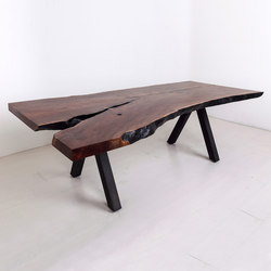 Split Base Table | Mesas comedor | Uhuru Design