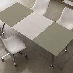 Infinity | Individual desks | Quinti Sedute