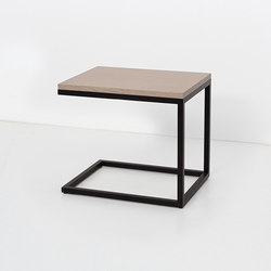 Cut-Off Side Table | Mesas auxiliares | Uhuru Design
