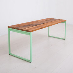 Essentials Bench | Bancs d'attente | Uhuru Design