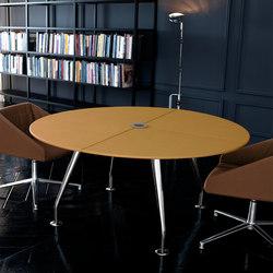 Round | Mesas de reuniones | Quinti Sedute