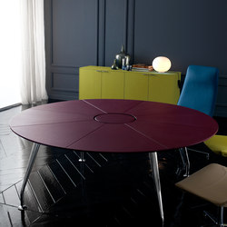 Round | Meeting room tables | Quinti Sedute