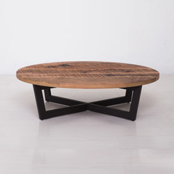 Essentials Oval Coffee Table Small | Tables basses | Uhuru Design