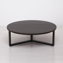 Essentials Round Coffee Table | Tavolini bassi | Uhuru Design