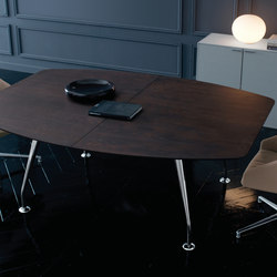 Round | Conference tables | Quinti Sedute