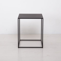 Essentials Cube End Table | Tavolini di servizio | Uhuru Design