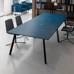 Soho | Conference tables | Quinti Sedute