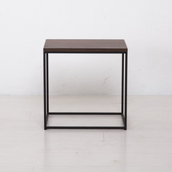 Essentials Rectangular End Table | Tavolini alti | Uhuru Design