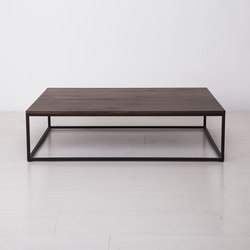 Essentials Rectangular Coffee Table Large | Lounge Tables | Uhuru Design
