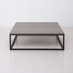 Essentials Square Coffee Table | Mesas de centro | Uhuru Design