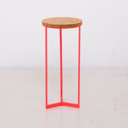 Essentials Round End Table Large | Side tables | Uhuru Design