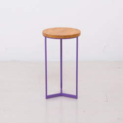 Essentials Round End Table Small | Side tables | Uhuru Design